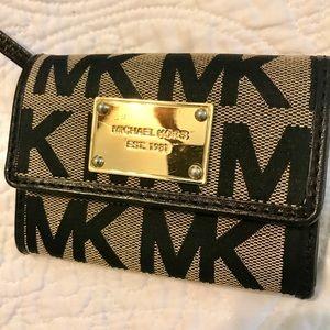 Mini Michael Kors Wallet/Wrislet